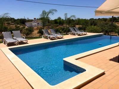 Photo for SPACIOUS VILLA ALL EQUIPPED LARGE COMFORT IN ALGARVE