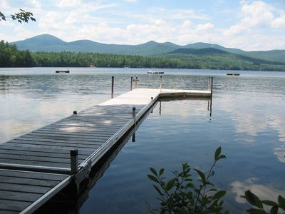 Photo for Birch Hill on Kimball Lake, Private and Serene in Fryeburg, ME