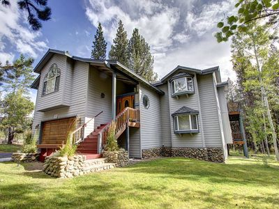 Photo for Large Tahoe Home Overlooking Meadow (COH1218)