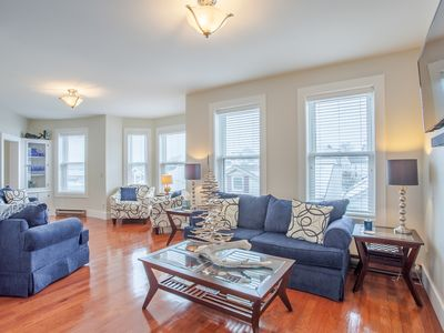 Photo for Boothbay Harbor Penthouse- In Heart of Downtown with Harbor Views