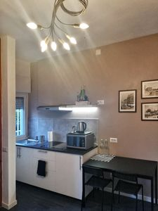 Photo for Apartment located in a villa for guest use