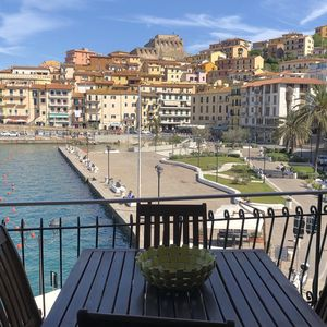 Photo for 3BR House Vacation Rental in Porto Santo Stefano, Toscana
