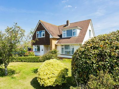 Photo for CROYDE VITAMIN SEA | 4 Bedrooms | Short level walk to Croyde Beach