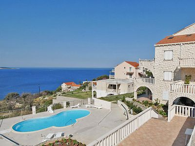 Photo for Apartment Mare in Dubrovnik/Soline - 2 persons, 1 bedrooms