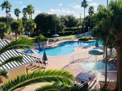 Photo for POOL OPEN! LOVELY KING UNIT FOR 4 GUESTS! BREAKFAST, SHUTTLE