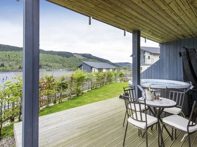 Photo for Vacation home Loch Tay in Kenmore - 6 persons, 3 bedrooms