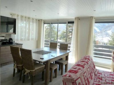 Photo for Apartment Serre Chevalier, 3 bedrooms, 8 persons