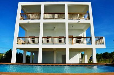 Sea The View  Front Of House