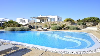 Photo for Villa Afroditi Private Pool Mykonos