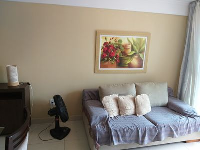 Photo for 2BR Apartment Vacation Rental in Tambaú, PB