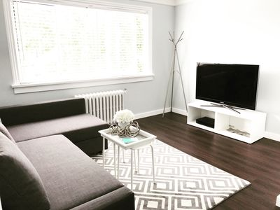 Photo for 1BR Apartment Vacation Rental in Victoria, BC
