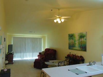 Photo for Beautiful Golf View Walk-In 2 Bed Unit