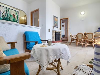 Photo for Palme apartment in Leuca with WiFi, air conditioning, private parking, shared garden & balcony.
