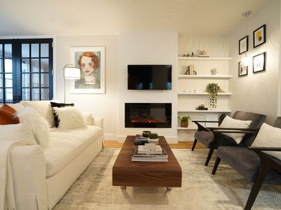 Photo for Hotel Amenities Central Park  Fire Place  Terrace