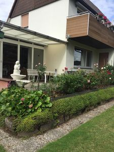 Photo for Nice big apartment with garden and terrace