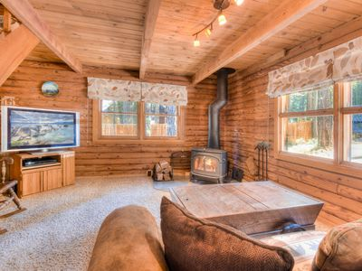 Photo for Cozy & Rustic Homewood Cabin w/ HOA Access