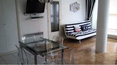 Photo for 2 room apartment for 4 people with sea view - 2 rooms for 4 people