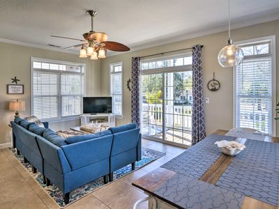 Photo for NEW! Bright Beach House w/ Pool < 1 Mile to Ocean!