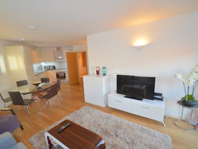 Photo for Stunning Three Bedroom Penthouse in Kensington
