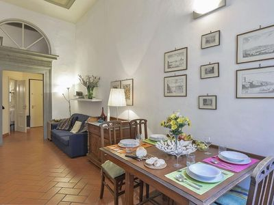 Photo for Ghibellina 2840  apartment in Santa Croce with WiFi.