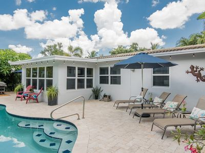 Photo for WELCOME TO CASA DEL SOL WHERE MIDCENTURY AND THE SUNNY TROPICS COLLIDE!!!