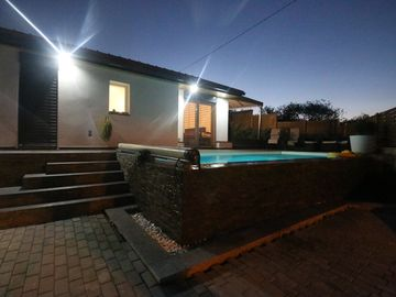 House with pool and 2 bedrooms