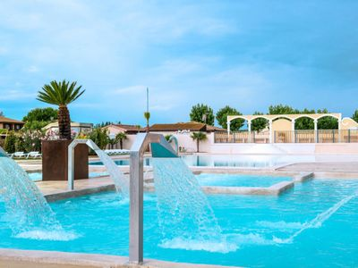 Photo for Vacation home Domaine Les Tamaris (PTI122) in Portiragnes - 7 persons, 3 bedrooms