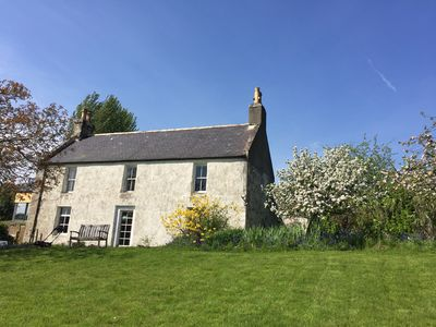 Photo for Glencommon is a quintessential basic farm cottage overlooking the Dee valley.