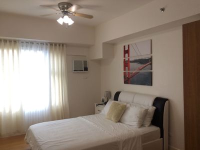 Photo for Stylish Contemporary studio at 8adriatico condo