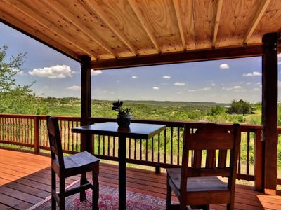 Photo for Beautiful Views and Privacy in Texas Hillcountry