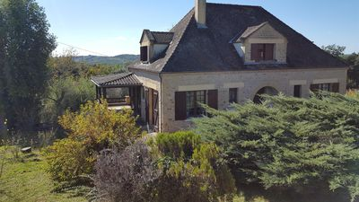 Photo for Exclusive country house for 8 people in the typical style of Périgord