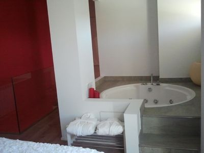 Photo for House with jacuzzi for two people in the Ribera de Duero