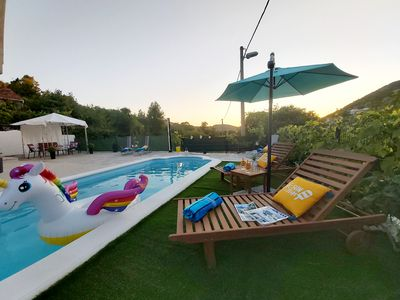 Photo for Holiday House Ivona with pool