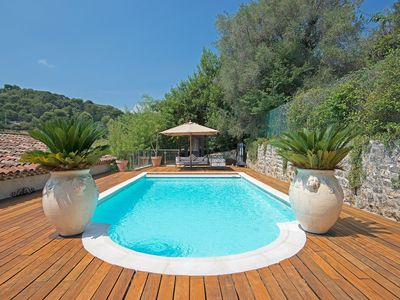 Photo for Splendid villa Le Cannet, 5 bedrooms!