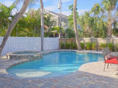 Island Mojo: Great Ground Level, Heated Pool,Hot Tub, Close to Everything on AMI