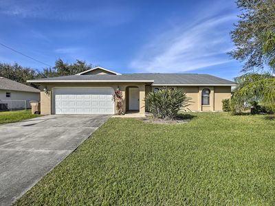 Photo for NEW! Cape Coral Family Home w/Pool, 2.5 Mi to Dtwn