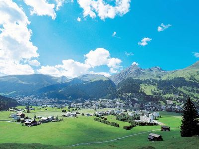 Photo for Vacation home Solaria Serviced Apartments  in Davos - Dorf, Grisons - 6 persons, 3 bedrooms