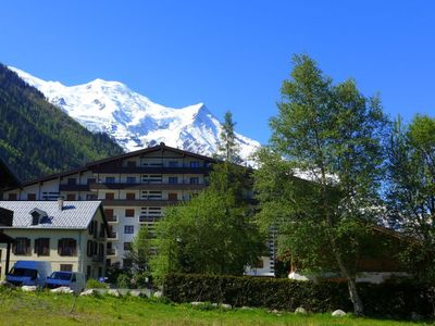 Photo for Apartment Les Periades in Chamonix - 2 persons, 1 bedrooms