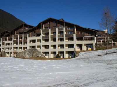 Photo for Apartment Disentiserhof Robbiani in Disentis - 2 persons, 1 bedrooms