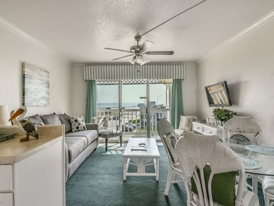 Photo for Newly Remodeled Beachfront Condo