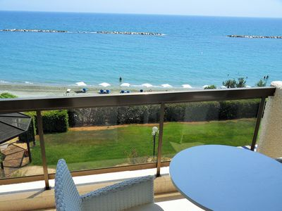 Photo for 2b Boutique Seafront Pool-Gym Apt. TL55