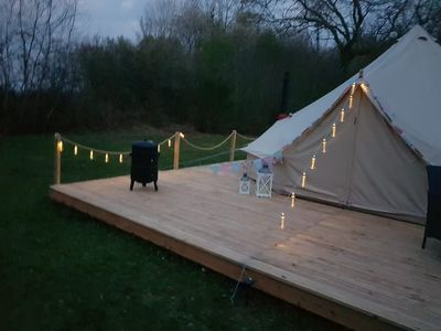 Photo for Fonclaire Luxury Camping / Glamping