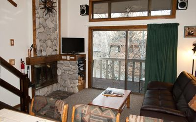 Photo for Charming studio loft two blocks from Warm Springs lift -- close to bike paths and bus stop