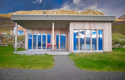 Photo for Wonderful holiday house on the Nollur farm at Eyafjord