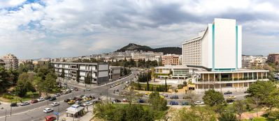 Photo for Superb serviced flat for 6 in the heart of Athens with view of Lycabettus Hill