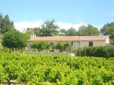 Photo for Nice house in a quiet countryside near the historic center Vaison la Romaine