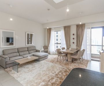 Photo for Bright and Light 1BR at Bahar 6, JBR # 703