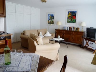 Photo for 1BR Apartment Vacation Rental in Wenningstedt-Braderup (Sylt)