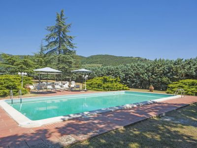 Photo for Vacation home Cozzano in Castiglion Fiorentino - 9 persons, 5 bedrooms