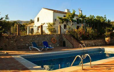 Photo for Self catering Cortijo Loma de Moya for 12 people
